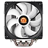 Thermaltake CL-P039-AL12BL-A Contac Silent 12 CPU Cooler - Black