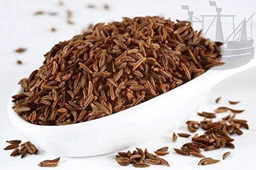 Kümmel Gewürz, ganz, zum Brotbacken, für Kohl-und Kartoffelgerichte, zu schweren Speisen oder als Tee, 1A finnländisch, 100g - Bremer Gewürzhandel