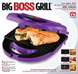 Big Boss 8870 7-Piece Grill Set with 3 S...