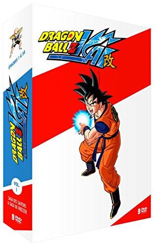 Dragon Ball - Dragon Ball Z Kai (9 Dvd) [Edizione: Francia] [Edizione: Francia]