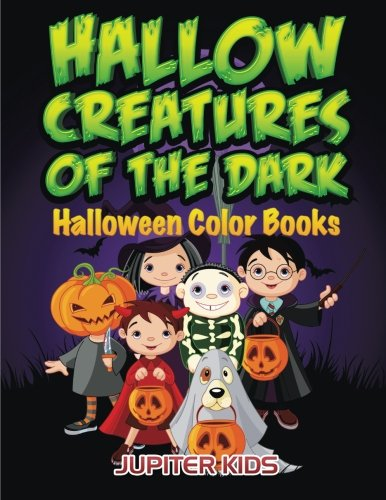 The Dark: Halloween Color Books (Inflatables Für Halloween)