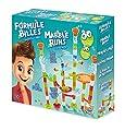 Buki - Formule billes - Jeux De Construction - Le Parcours Infernal - 80 Pièces