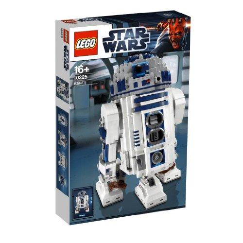 LEGO Star Wars 10225 - R2-D2 (Star Wars Lego-r2d2)