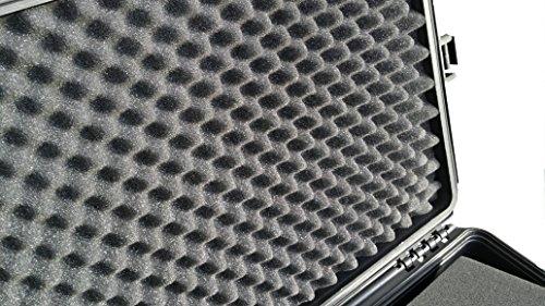 Top Koffer 35 Robuster Wasser Und Staubdichter Transportkoffer Zur Nutzung Als Waffenkoffer Koffer Fr Megerte Fotoausrstung Musikinstrumente It Gerte Und Vieles Mehr