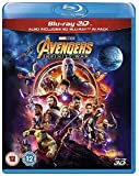 Avengers Infinity War [Blu-ray] [UK Import]