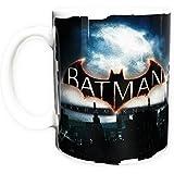 DC Comics - Batman Keramik Tasse - Arkham Knight Gotham - in einer Geschenkbox