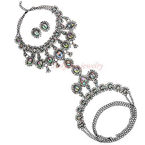 Holylove Fashion Jewellery Statement Körper Kette Halskette mit -