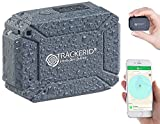 TrackerID GPS Sender: GPS- & GSM-Tracker, Live-Tracking-App, SOS-Funktion, Geofencing, IP67 (GPS Finder)