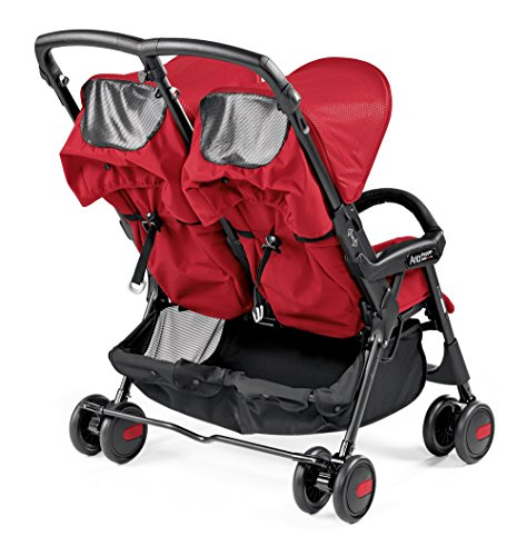Peg Perego Zwillingsbuggy Aria Shopper Twin - 6