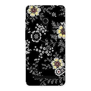 Cute Classic Flower Back Case Cover for Zenfone 5
