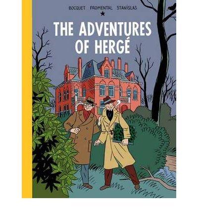 [ The Adventures of Herge Bocquet, Jose-Louis ( Author ) ] { Hardcover } 2011