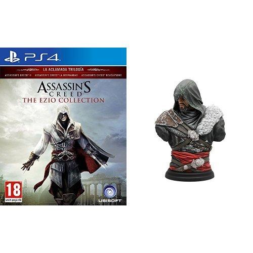 Assassin's Creed: The Ezio Collection + Busto Ezio Mentor (Legacy Collection)