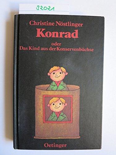 Konrad oder das Kind aus der Konservenbüchse,Zeichnungen von Frantz Wittkamp