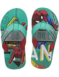 Spiderman Boy's Flip-Flops and House Slippers
