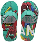 Spiderman Boy's Sea Green Flip-Flops and House Slippers - 9 kids UK/India (27 EU)