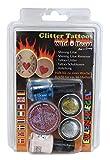 Eulenspiegel 730522 - Glitzer Tattoo - Set Wild Heart