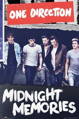 One Direction - Album Cover Portrait Poster (91 x 61cm)