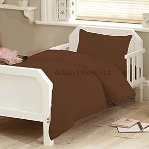 adam linens bettw sche set bettbezug mit kissenh lle polyester baumwolle baby bettdecke. Black Bedroom Furniture Sets. Home Design Ideas