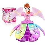 Tanzen Prinzessin Puppe, Musik Tanz Spin Ballerina Elektronische Musik Mädchen Puppe Mit Bunten...