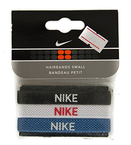 Nike Pack of 3 small elastic bands for hair item AC1155 MISC DIVERS