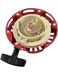 Motor 152 rocwood tirar de la cuerda de arranque de Red