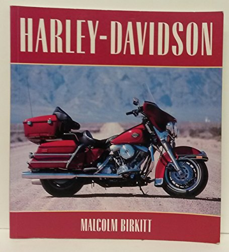 Harley-Davidson (Osprey Automotive) por Malcolm Birkitt