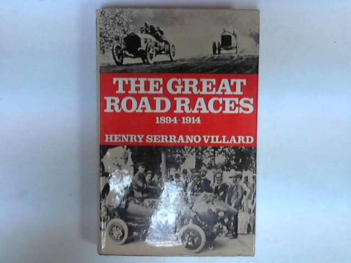 Great Road Races, 1894-1914
