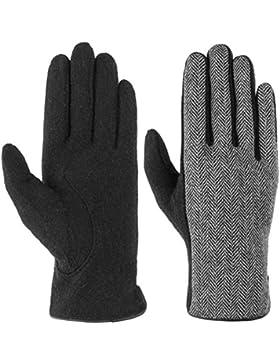 Roeckl Herringbone Mix Wollhandschuhe Handschuhe Damenhandschuhe Fingerhandschuhe Damenhandschuhe Fingerhandschuhe...
