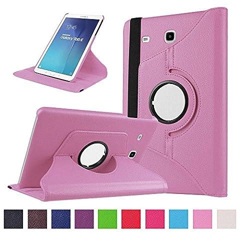 Coque Tablette 9 Pouces - Samsung Galaxy Tab E 9.6 Coque,Flip Case