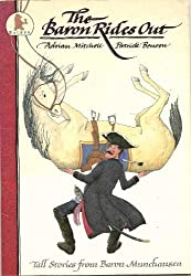 Baron Rides Out (The adventures of Baron Munchausen) by Adrian Mitchell (1988-09-29)
