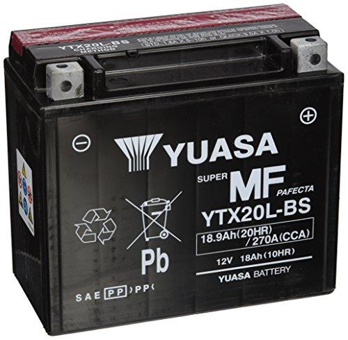 YUASA-YTX20L-BS-Batterie-de-Moto