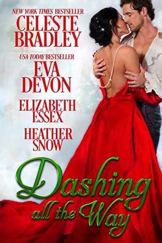 Dashing All the Way :  A Christmas Anthology