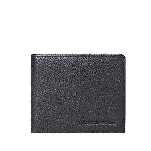 ZXDOP Brieftasche Kurzes schwarzes Mappen-Mappen-beiläufige faltende Mappe ( farbe : 2# ) 2#