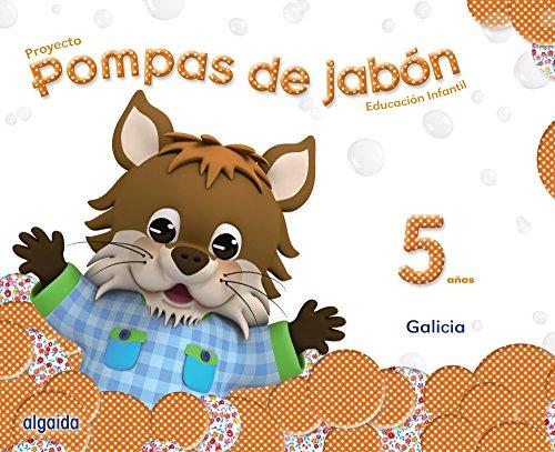 Pompas de jabón 5 años. Proyecto Educación Infantil 2º ciclo - 9788490670569