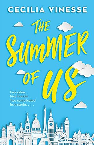 The Summer of Us por Cecilia Vinesse