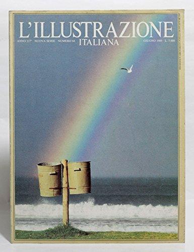 L'illustrazione italiana - Anno 117 - Nuova serie - N. 64 - Giugno 1989