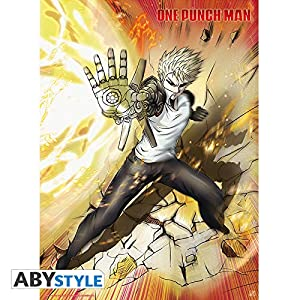 ABYstyle Abysse Corp_ABYDCO496 One Punch Man - Póster Genos (52X38)