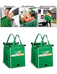 Niyam Set Of 2 Carry-on Shopping Grab Bags