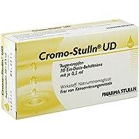 CROMO STULLN UD Augentropfen 50X0.5 ml preisvergleich bei billige-tabletten.eu