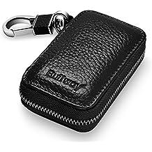 Llave de Coche Bolsa buffway® Universal Llavero Smart Key Chain Holder