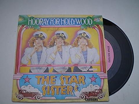 Hooray for Hollywood-Stars on 45 (1984) / Vinyl Maxi Single [Vinyl 12'']
