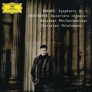 Beethoven: Egmont-Ouvertüre & Brahms: Sinfonie Nr. 1