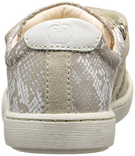 Shoo Pom Play Velcro, Baskets Basses fille Beige (Beige/Sand)