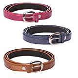 SPAIROW LADIES CASUAL BELT COMBO- LBC 02...