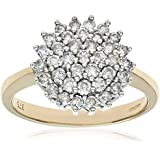 Damen-Ring Silber 1 Topas PR5887 CZBTH-p