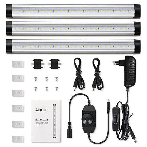 Albrillo N°3 Lampada LED Portatile per Armadio