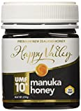 Happy Valley UMF 10+ (MGO 263+), Miel de Manuka - 250g