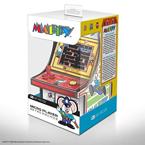 6 Zoll Collectible Retro Mappy Micro Player