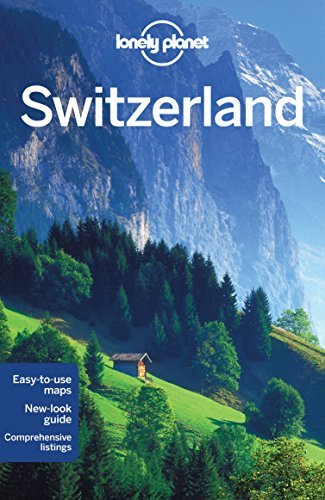 Lonely Planet Switzerland (Travel Guide) by Lonely Planet (2015-06-01)
