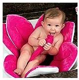 Ularma Bain fleuri fleur baignoire pour bébé Blooming lavabo bain pour bébé enfant Lotus (Rose chaud)